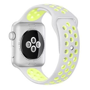 NEW Yellow/Fog Sport BAND For Apple Watch 38mm